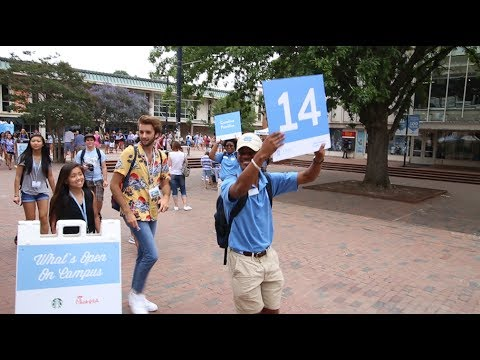 Day in the life | Orientation leader