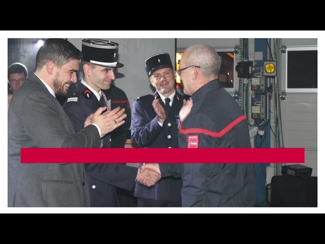 Pompiers: adoption à l'unanimité de la proposition de loi !