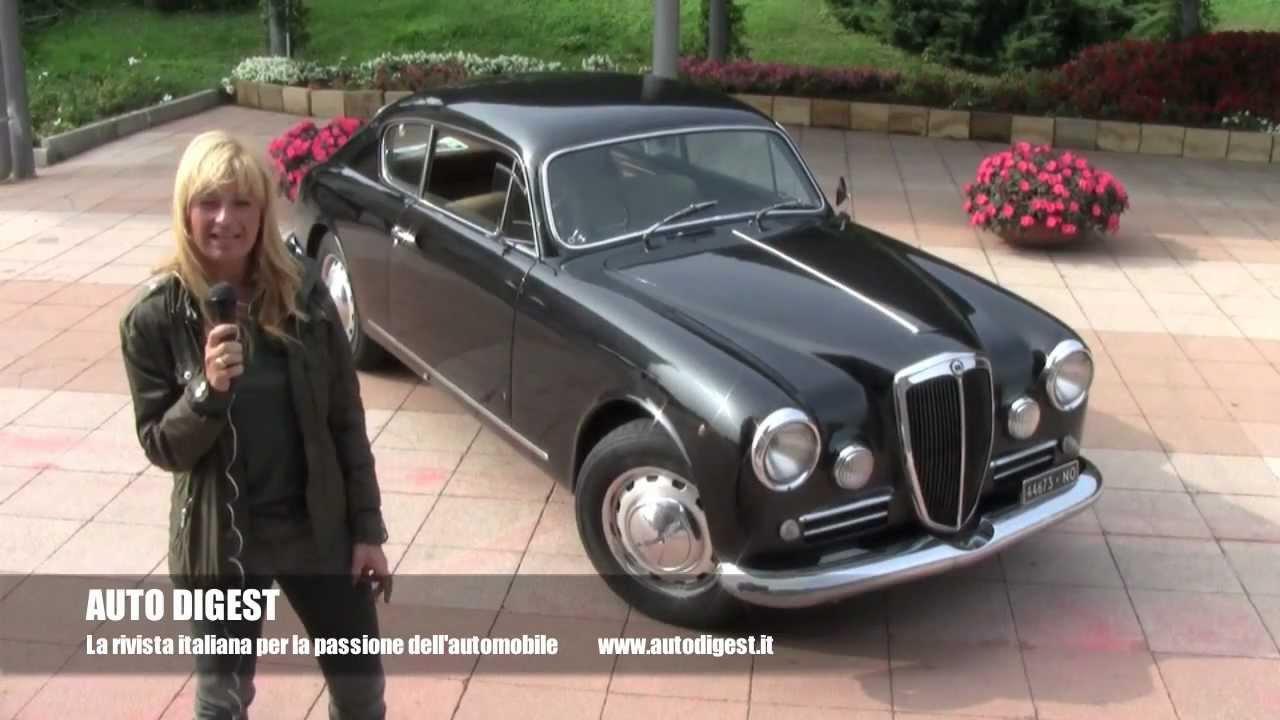 Lancia aurelia gt b20 youtube vanachro Choice Image