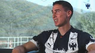 Las primeras Palabras de Adrián Mora en su llegada al Club de Futbol Monterrey.