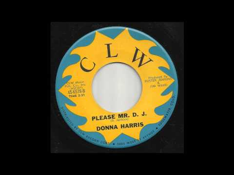 Donna Harris - Please Mr.  D.J.