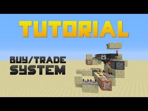 Tutorial - Buy/Trade System