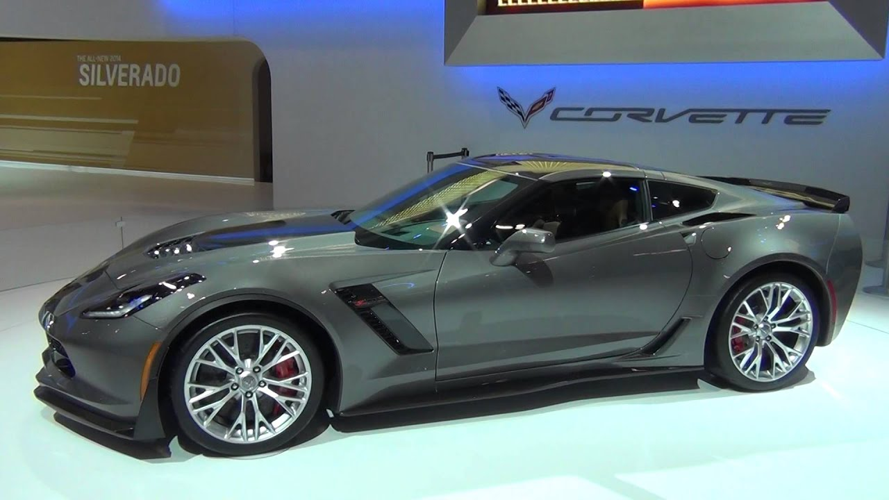 2015 c7 corvette stingray z06 shark grey metallic video 1 of 2 youtube. Black Bedroom Furniture Sets. Home Design Ideas