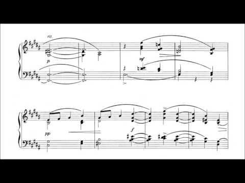 Lili Boulanger - Trois Morceaux Pour Piano (audio + Sheet Music)