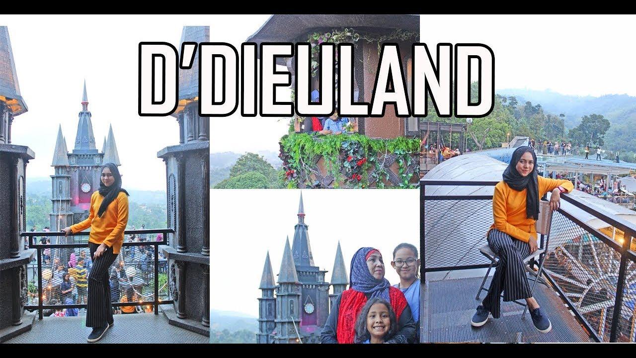 Explore Ddieuland Bandung Tempat Wisata Punclut Youtube