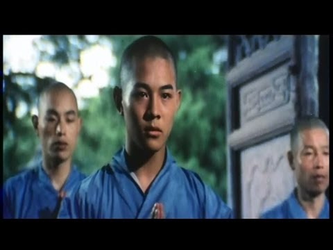 Jet Li Aged 19, his first starring role.