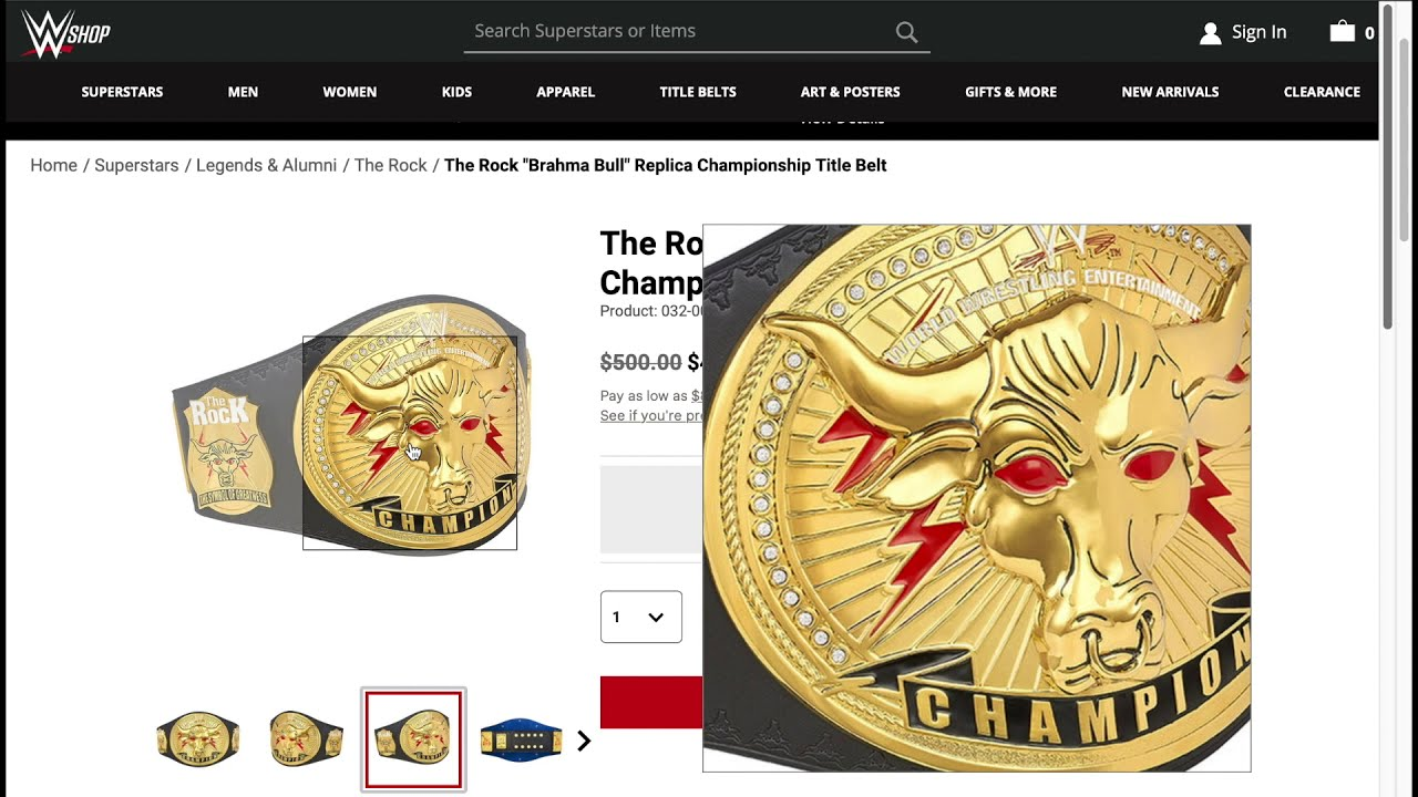 BEST ITEMS ON WWESHOP! (CHRISTMAS GIFT GUIDE 2020)