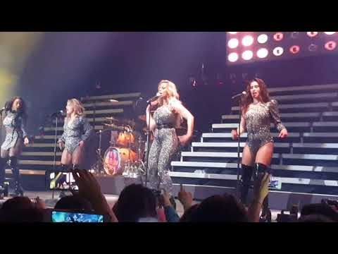 Fifth Harmony - Deliver (PSA TOUR CHILE)