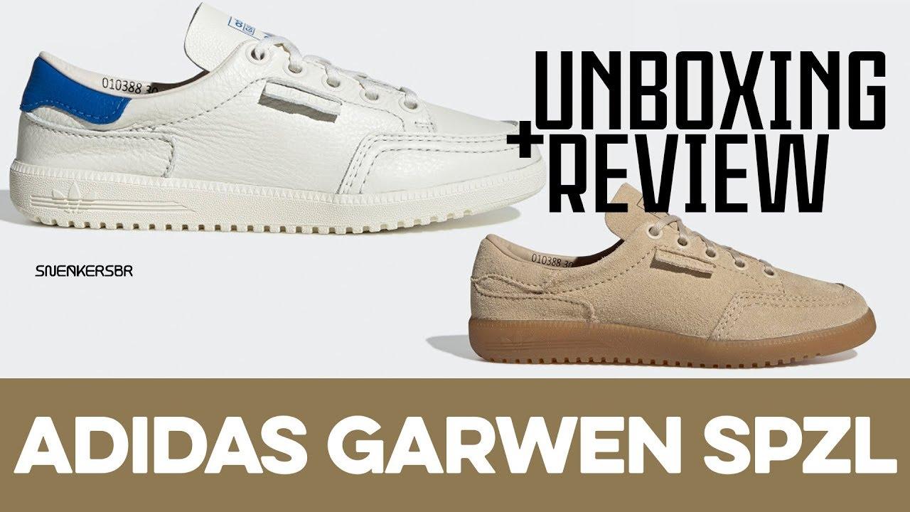 UNBOXING+REVIEW - adidas X Union Garwen