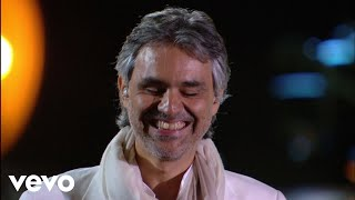 Andrea Bocelli Because We Believe Live From Studio Ferrante Aporti Italy 2007