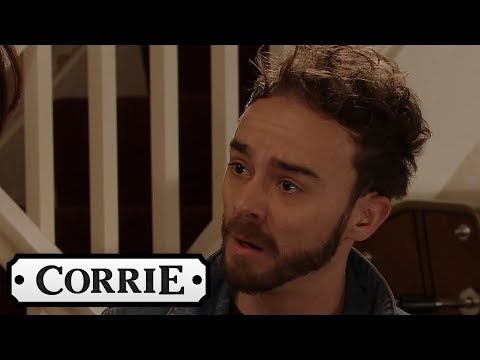 Coronation Street - David Threatens to Kill Clayton