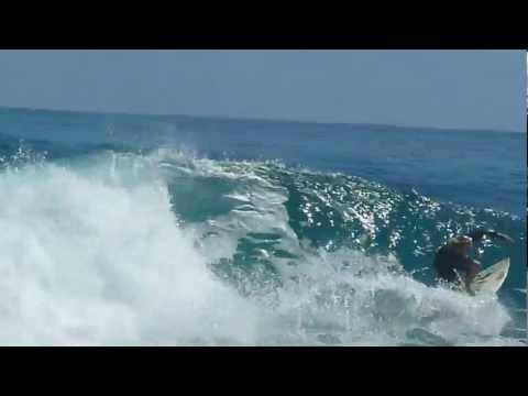 Summertime Northwest Coast Madeira Surf 2012