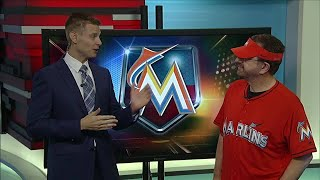 Video: Marlins Man sounds off on Marlins rebuild