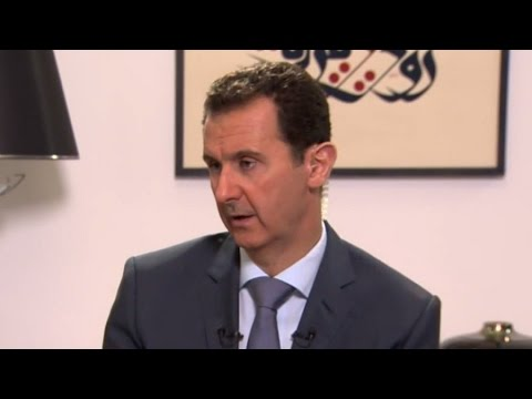 El-Assad : L'Occident pleure d'un œil sur le sort des réfugiés et les vise avec une arme de l'autre