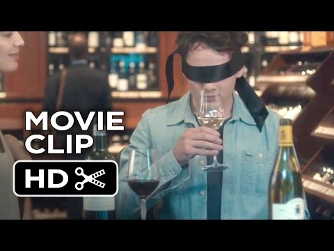5 to 7 Movie CLIP - Wine and Beer (2015) - Anton Yelchin Movie HD