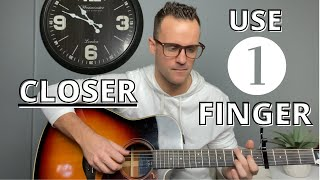 CLOSER ft. Brandon Lake - Maverick City Music || Acoustic Guitar Lesson [EASY]