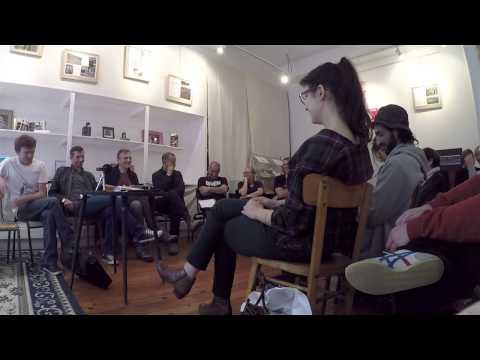 Conference développement culture urbaine / hip hop en France - 06/05/15 - Toulouse
