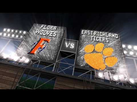 Richland County Vs Flora Football  Live From Flora High School