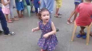Tilly Street Dancing, Diyandi Festival, Iligan City, Mindanao, Philippines
