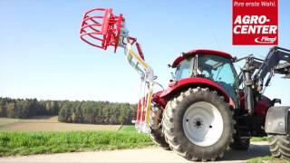 Fliegl Agro Center   Jahresrückblick   Hecklader - Gülleverteiler - Kehrmaschine - Astsäge