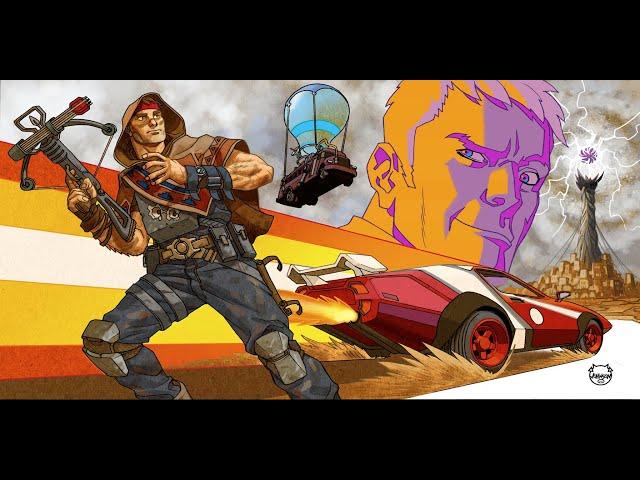 Fortnite Season 6 PS4 Gameplay