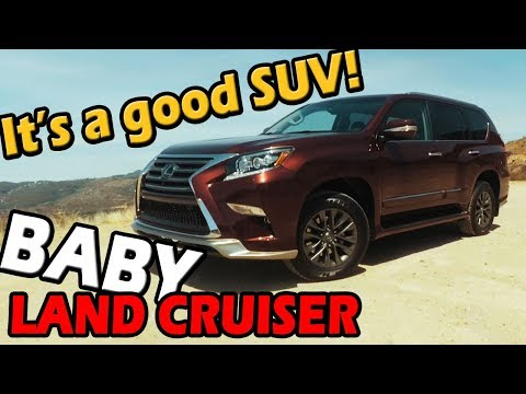 FORGET THE RX350... BUY THIS! 2018 Lexus GX460 Review | Truck Central
