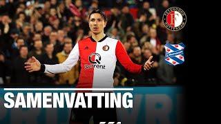 Samenvatting | Feyenoord - sc Heerenveen 2018-2019