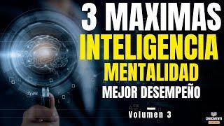 3 MAXIMAS LA MENTALIDAD DEL EFECTO COMPUESTO (Enfoque Productividad Personal y Minimalismo Digital)