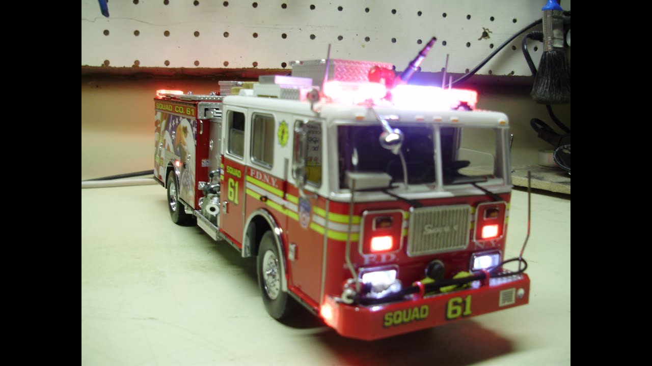 Firefighter Lights And Siren Kits Shelly Lighting