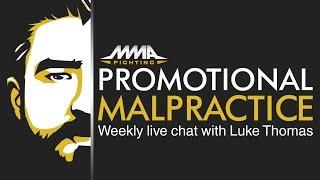 Live Chat: Nate Diaz Boxing, BJ Penn's Future...
