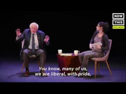 Bernie Sanders on what