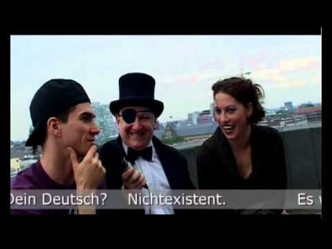 The Dresden Dolls - Interview (Crazy Clip TV 105)