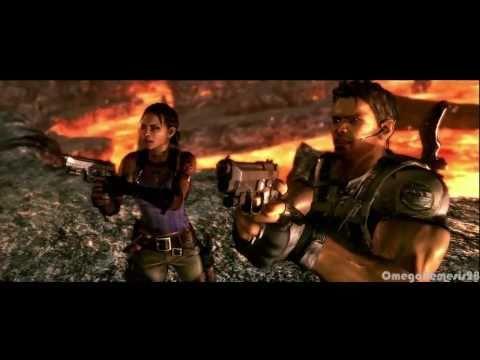 Resident Evil 5: Final Boss - Wesker!!!