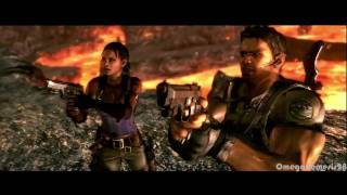Resident Evil 5: Final Boss - Wesker!!!
