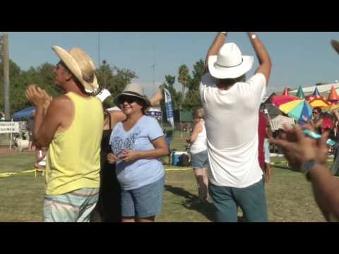 Concerts in the Park - Santanaways Part 4