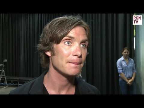Cillian Murphy Interview Peaky Blinders