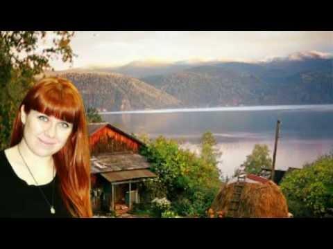 г.Орёл. Фото Екатерины на фоне Горного Алтая. Красота неописуемая...
