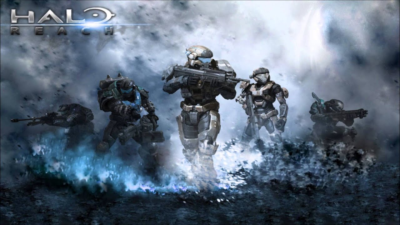 Winter Contingency: Lone Wolf (Halo
