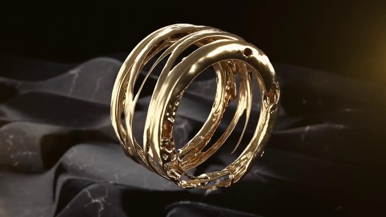 bulgari combines the design genius of zaha hadid into new bzero1 jewellery
