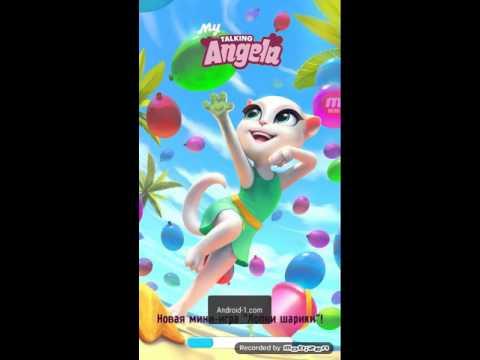 My Talking Angela (бесконечные деньги)