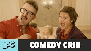 Comedy Crib: Janice and Jeffrey | Not A Cult! | Episode 4