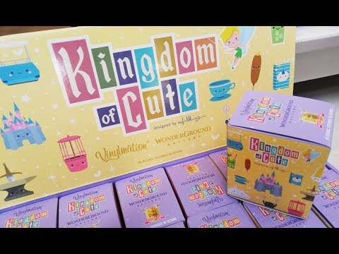 Disney Days Vlog & Kingdom of Cute Unboxing