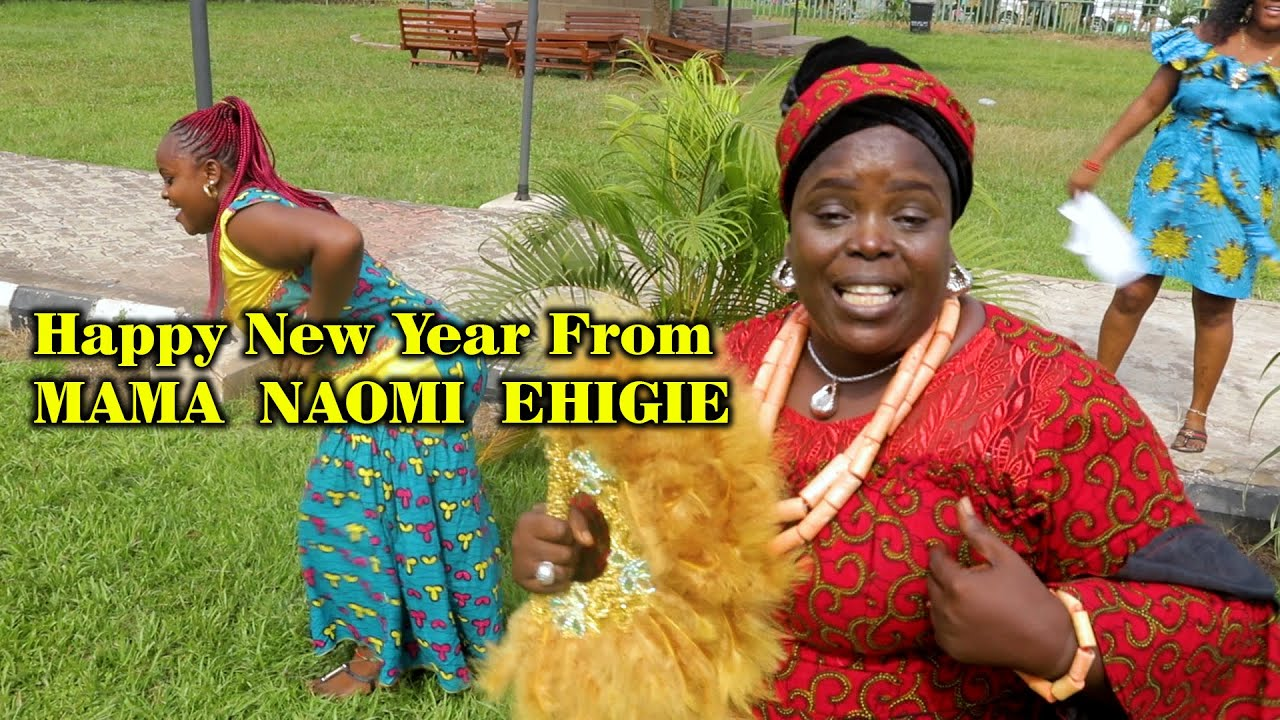 Download HAPPY NEW YEAR Song  by:  EVANG. NAOMI EHIGIE Titled: A Year of Fresh Oil