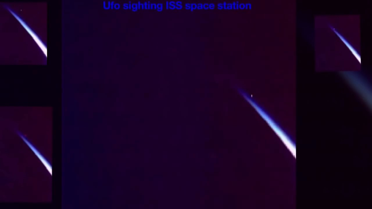 Best UFO ever NASA tv! ISS live SPACE stream - YouTube
