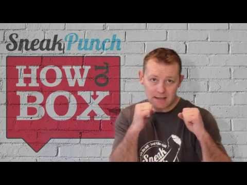 The Sit Down - Quick Tip - How to Box
