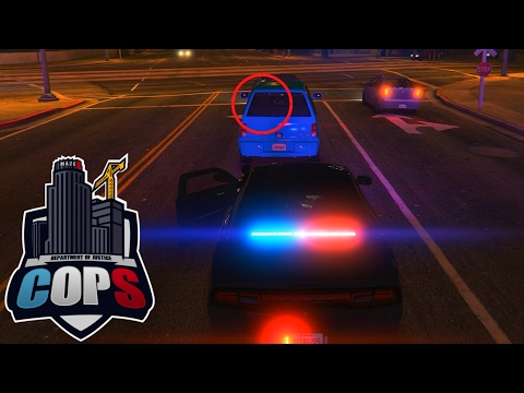 DOJ Police - We Almost lost a Bait Car! - EP.2 (Feat. Officer Solo)