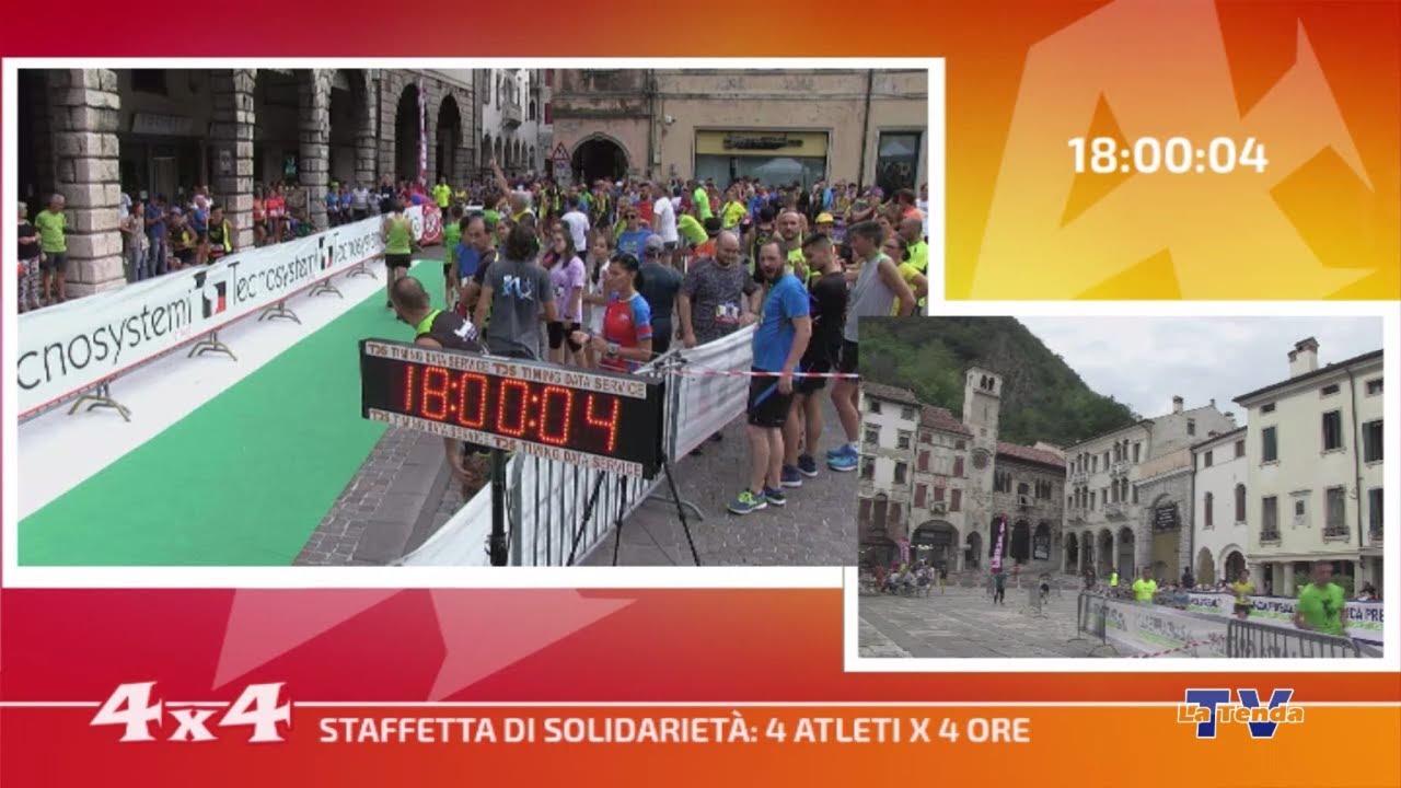 4 Atleti X 4 Ore - Diretta