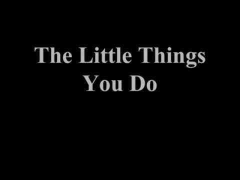 The Little Things You Do (Cover)
