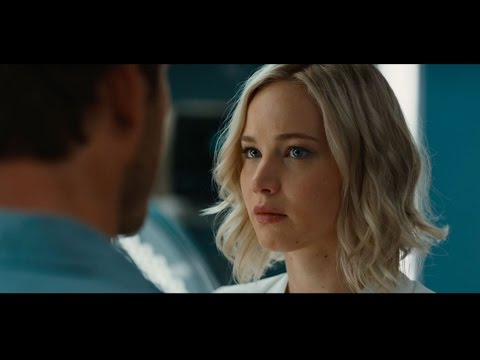 'Passengers' (2016) Official Trailer | Jennifer Lawrence, Chris Pratt