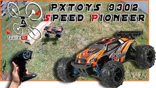 PXtoys 9302 Speed Pioneer Review Test Démo / Petite mais Fun !